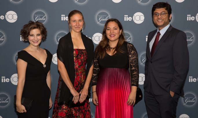Image of 2019 Centennial Fellows