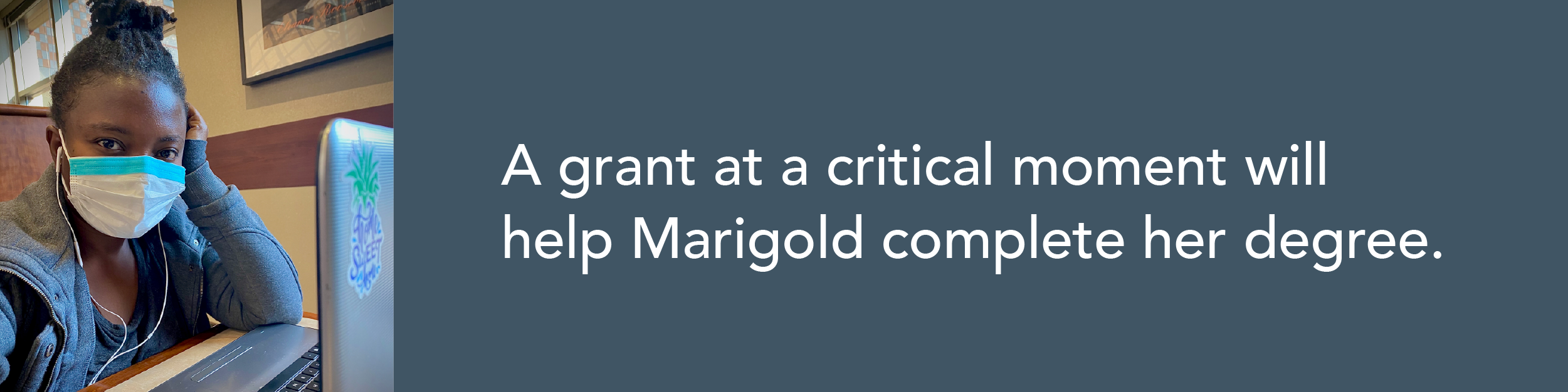 Marigold Program Participant
