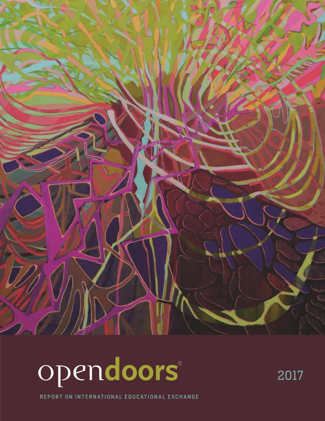 Image: Open Doors 2017 cover