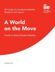 Image: A World On the Move Report Cover