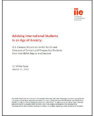 Advising International Students in an Age of Anxiety cover