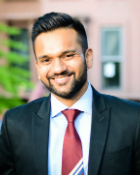 Anurag Gupta, Fulbright and Godman Sachs Global Leaders Program alum