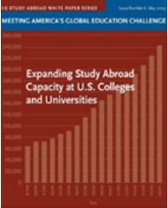Expanding study abroad capacity at US colleges icon