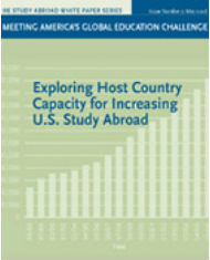 Exploring host country capacity for increasing US study abroad icon