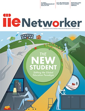 Fall 2019 IIENetworker magazine cover