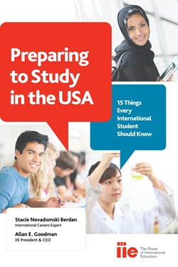 Image: Preparing to Study in the US Book Cover