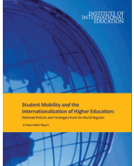 Student Mobility and the Internationalization of Higher Education