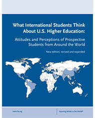 What International Students Think About the U.S.