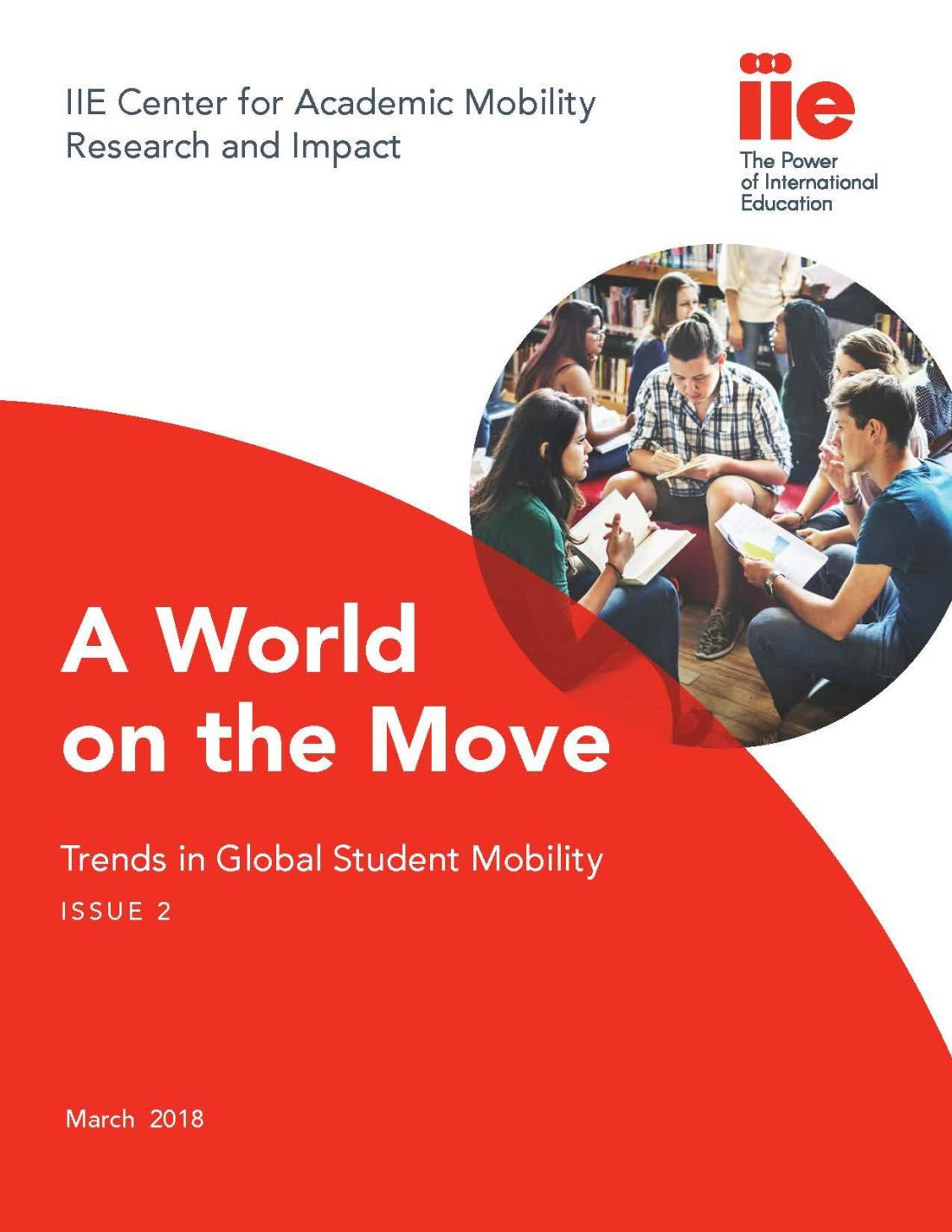 A World on the Move, Volume 2 cover