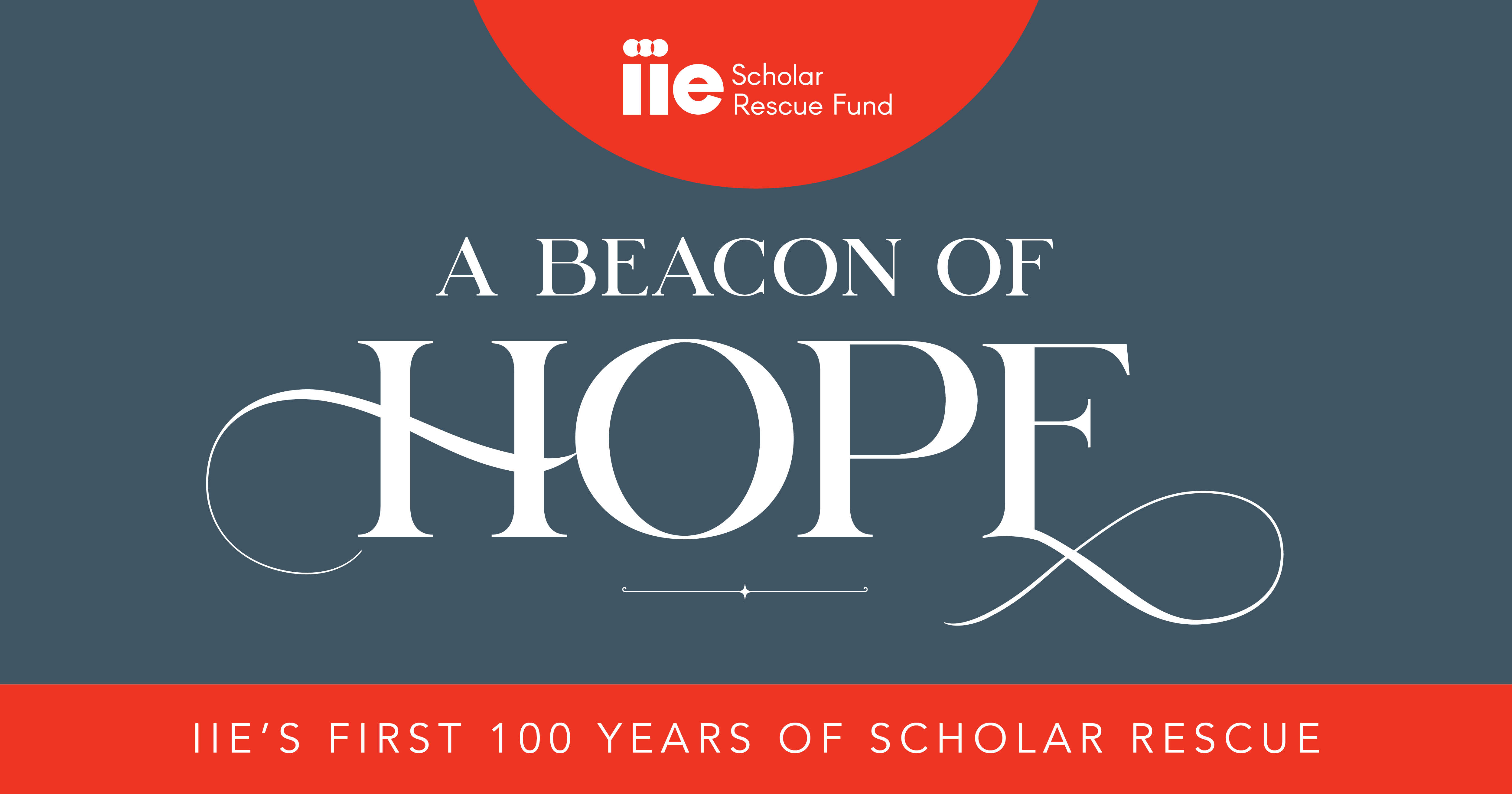 Beacon of Hope publication banner.