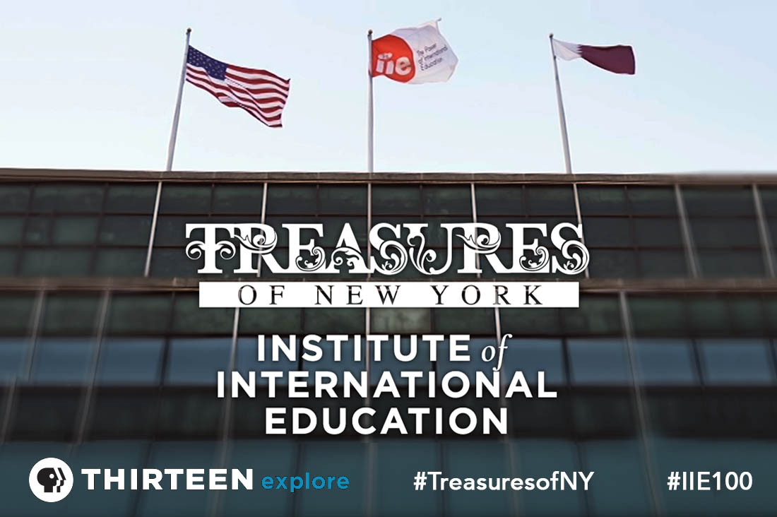 Treasures of New York: IIE