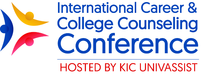 A logo of the International Career and College Counseling Conference