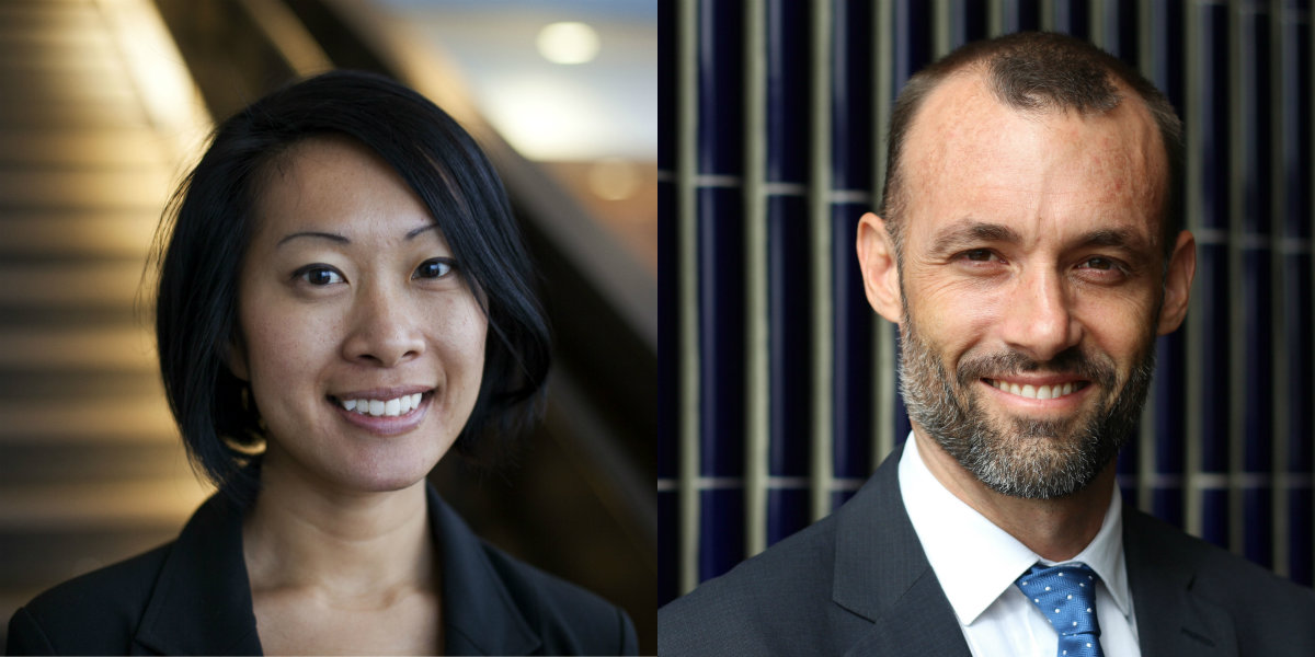 Photo: Jessica Loh and Jonathan Lembright, IIE Southeast Asia