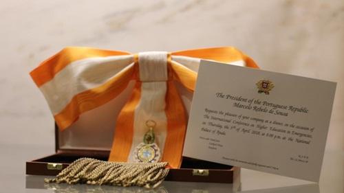 Order of Liberty Medal, Portuguese Government