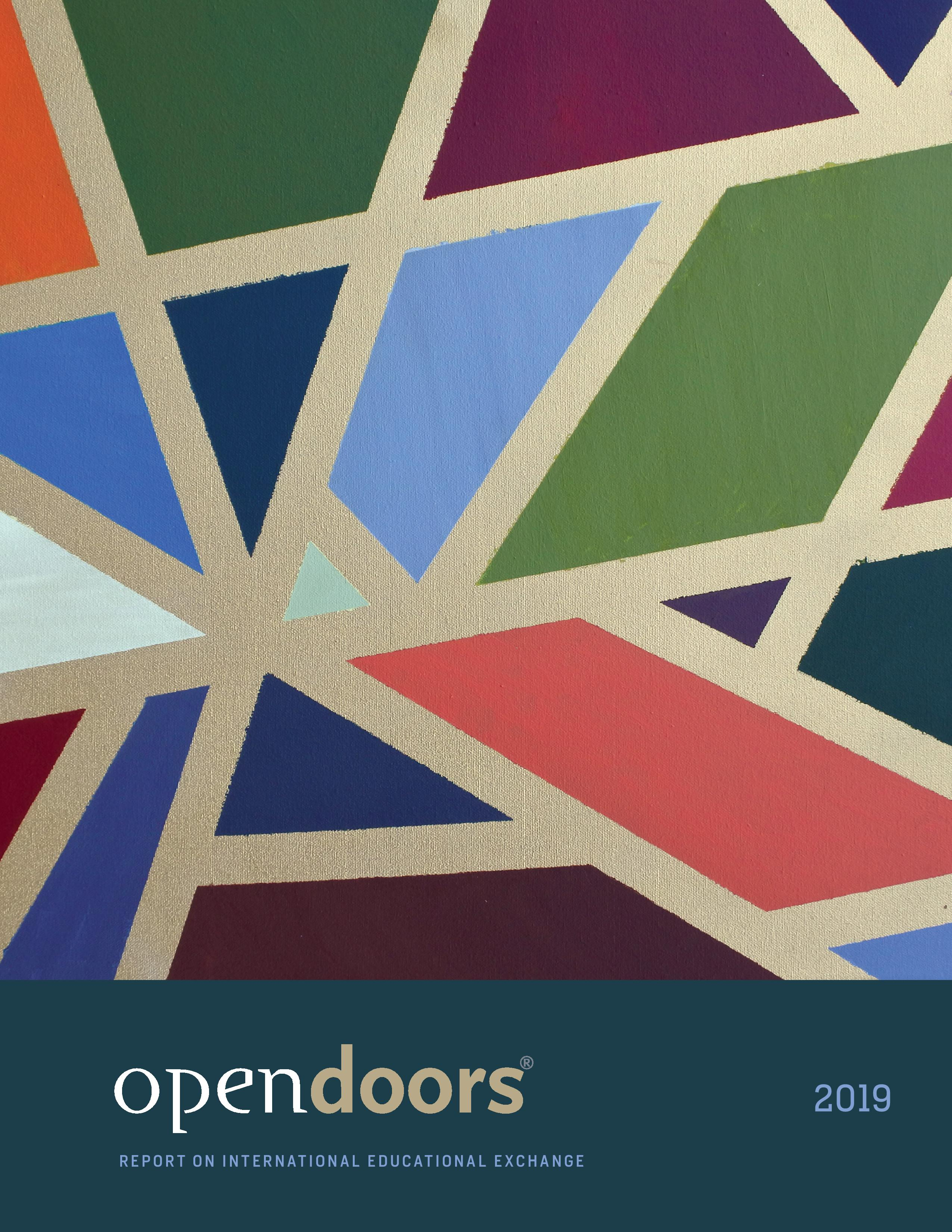 Open Doors 2019 Book Cover