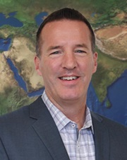 A headshot of Peter Young, Senior Vice President and Chief Technology Officer