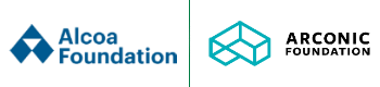 Alcoa Foundation and Arconic Foundation Logos