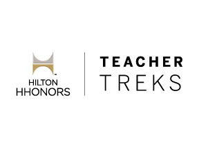 Hilton Teacher Treks logo