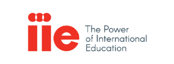 IIE Logo: The Power of International Education