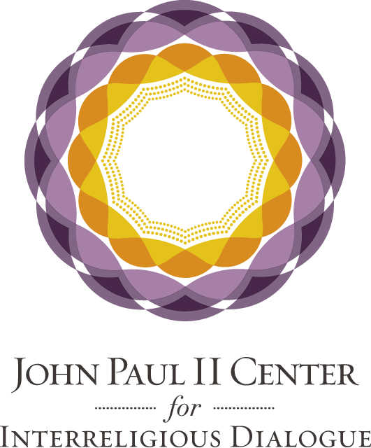 Logo of John Paul II Center for Interreligious Dialogue