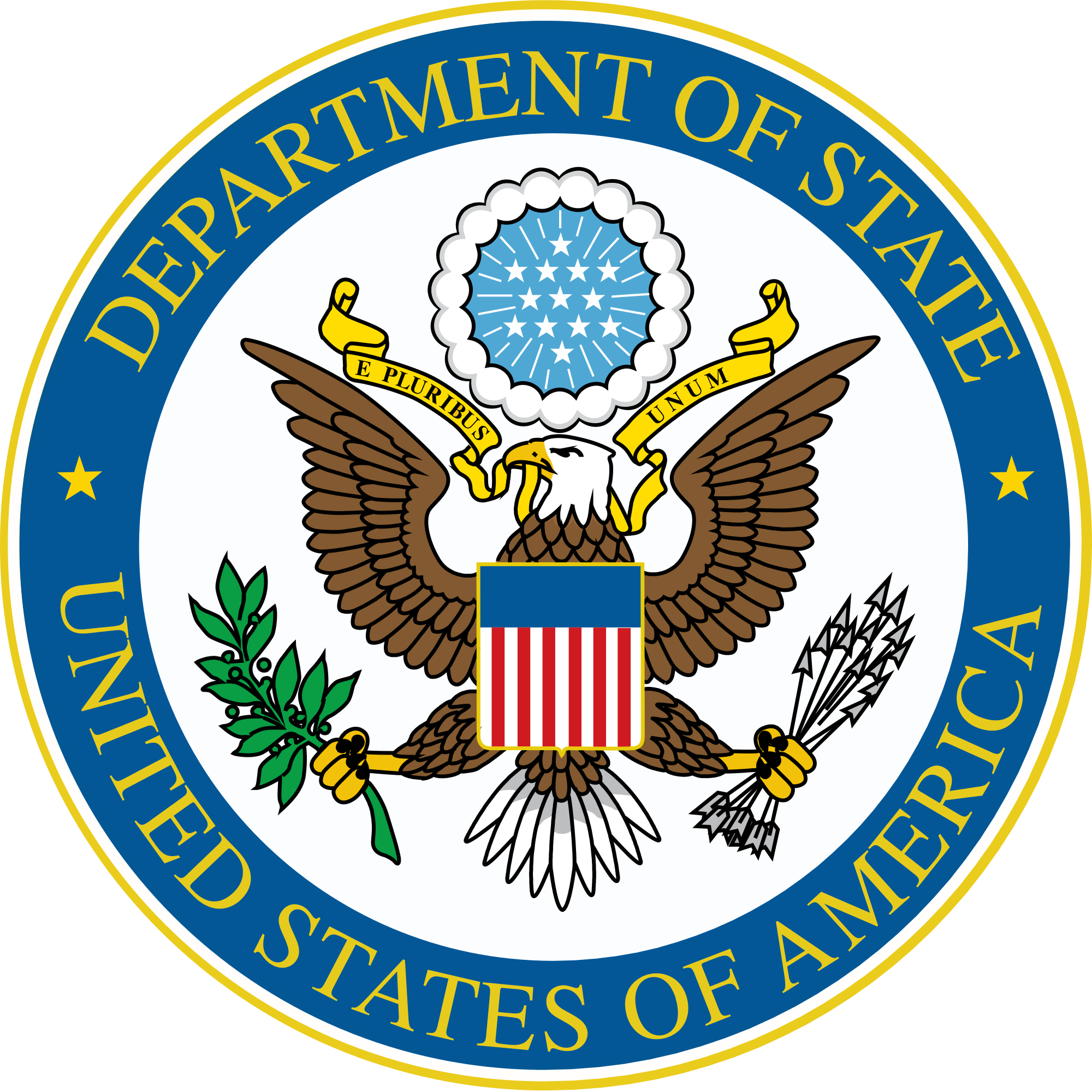 Logo: U.S. Department of State