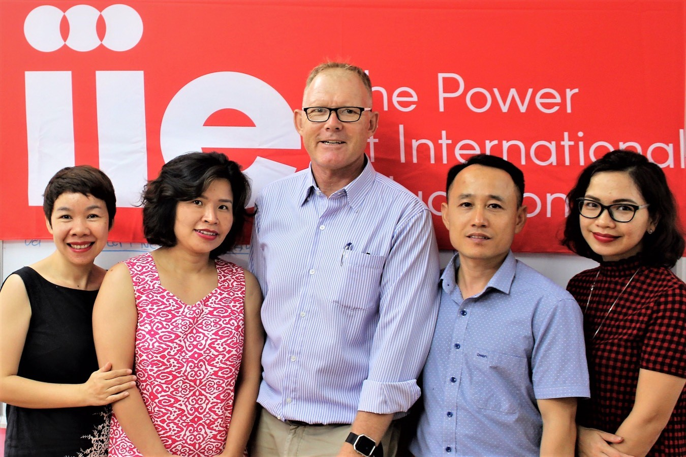 Photo: IIE Hanoi Team