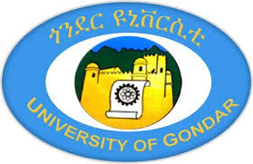 Logo: University of Gondar