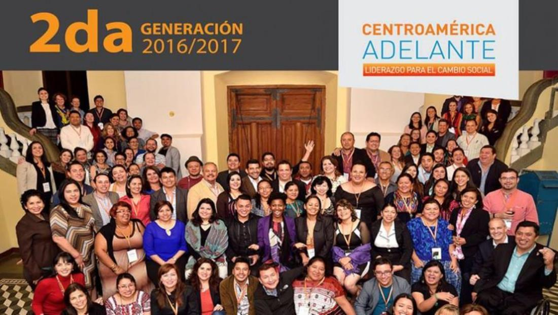 Photo of CentroAmerica Adelante Participants