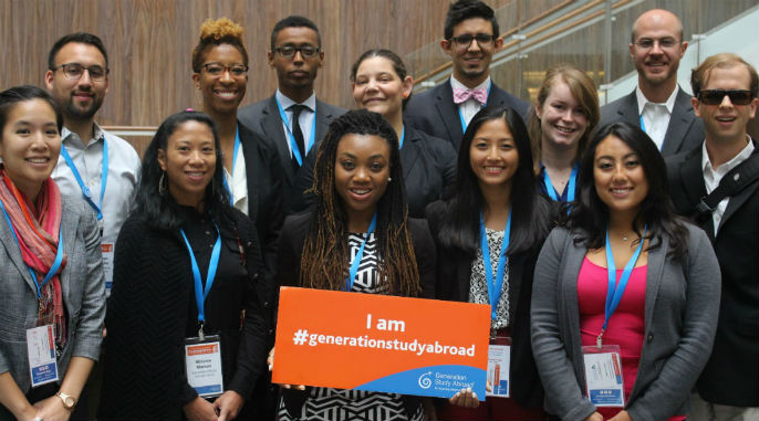 Photo: Generation Study Abroad Alumni