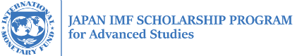 Japan IMF Scholarship Program Logo
