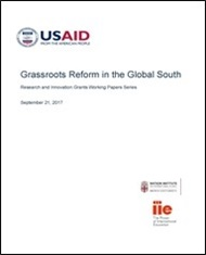 Grassroots Reform in the Global South