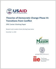 Image of Theories of Change Phase III Cover Page