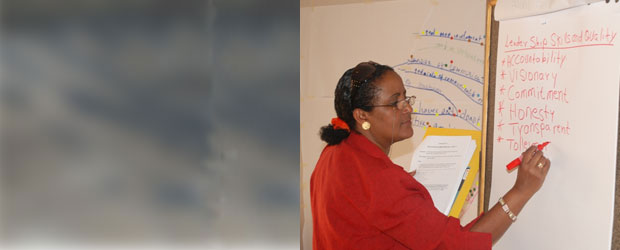 Ethiopian Women's Leadership Program