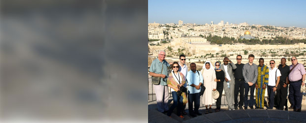 Russell Berrie fellows in Jerusalem