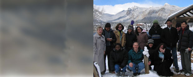 IIE Denver staff