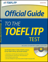 ETS TOEFL ITP Official Guide