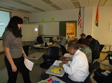 In pace with the 'Global Village'