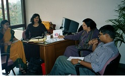 Setting the Foundation Bricks