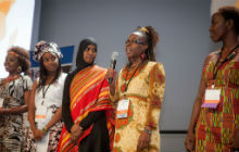 Techwomen AIEF awardees